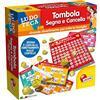 Liscianigiochi 56996 - Ludoteca Tombola Segna E Cancella, Multicolore, 6 anni+