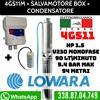 Lowara POMPA SOMMERSA LOWARA 4GS11M HP1.5 90LT/MIN 9.4BAR V230 SALVAMOTORE CONTROL BOX